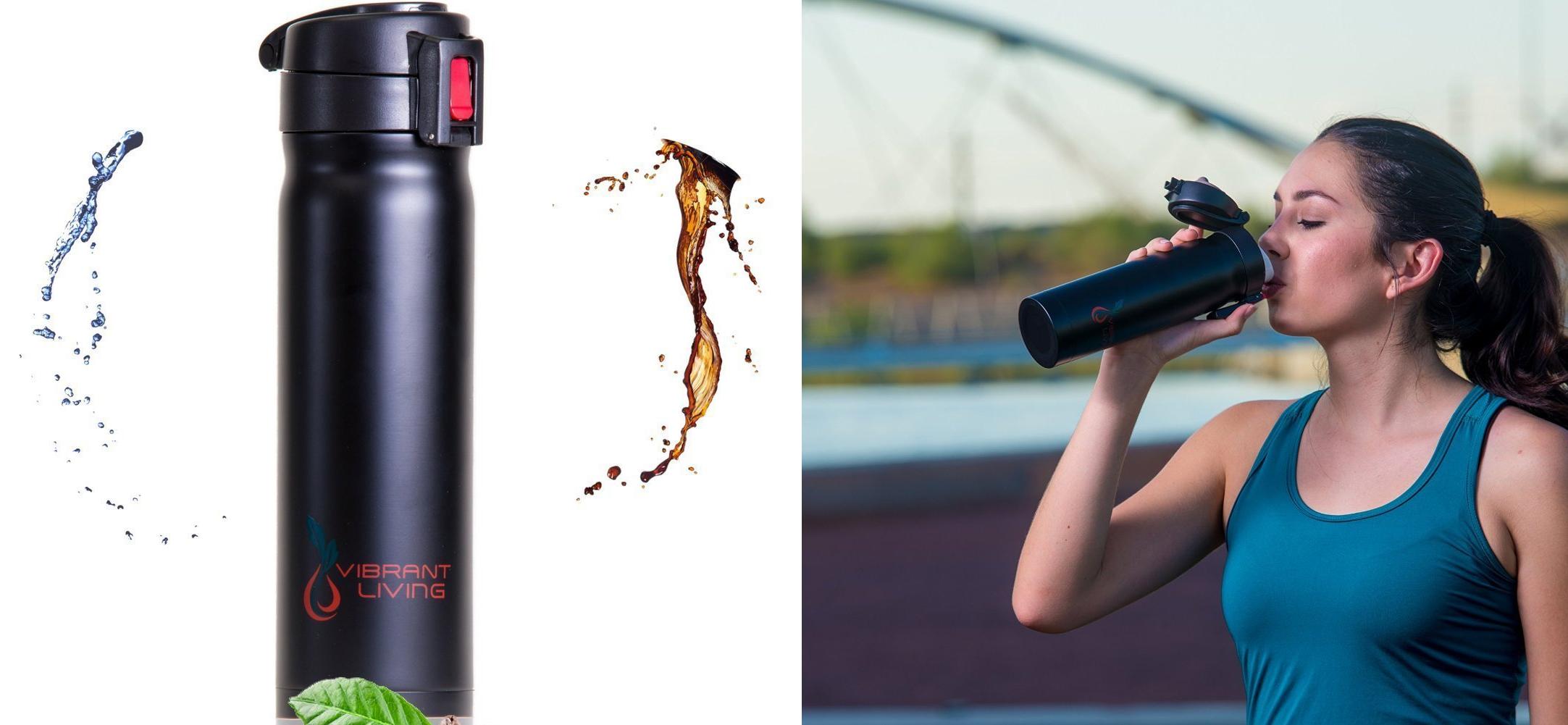 best-2016-vibrant-living-stainless-steel-vacuum-insulated-travel-mug