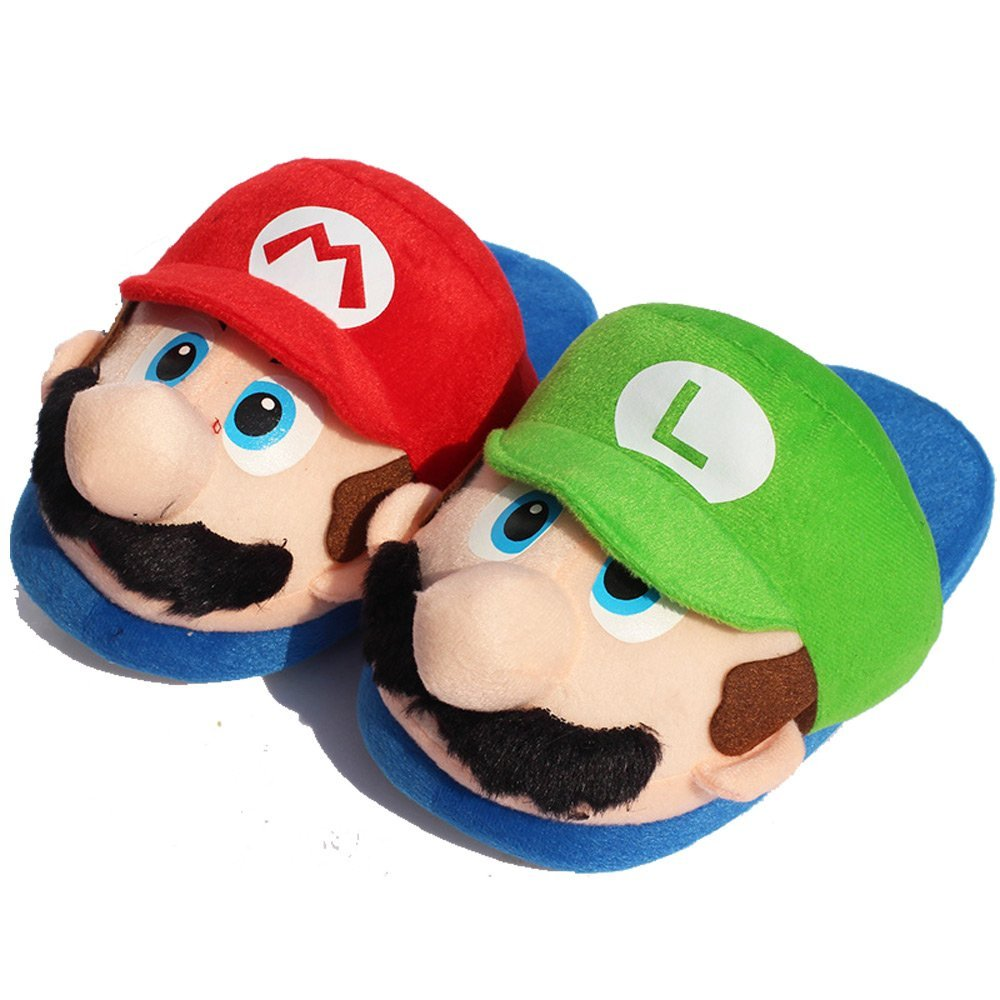 best-slippers-2016-geeky-super-mario-gaming-shoes