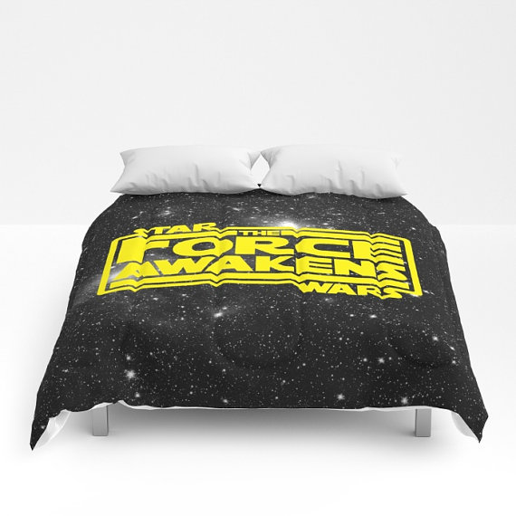 best-star-wars-bedding-sheets-star-wars-the-force-awakens-in-yellow-comforter