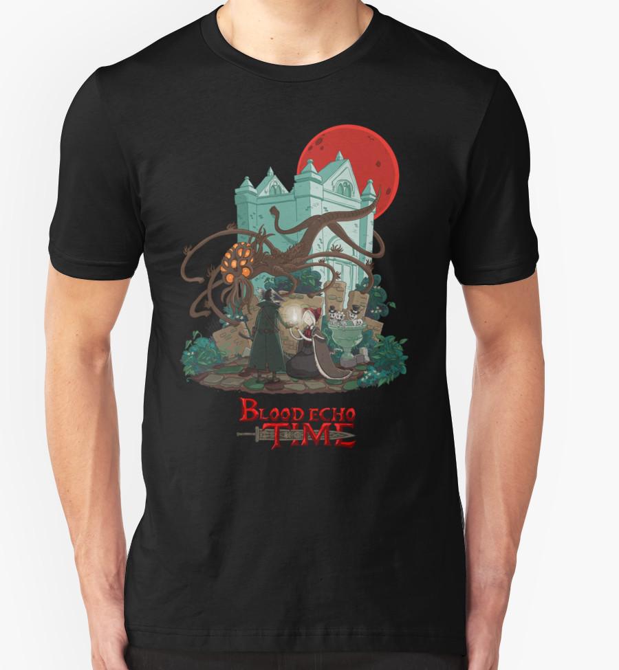 blood-echo-time-t-shirt