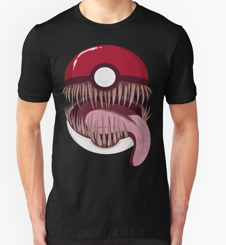 dark-souls-mimic-ball-t-shirt