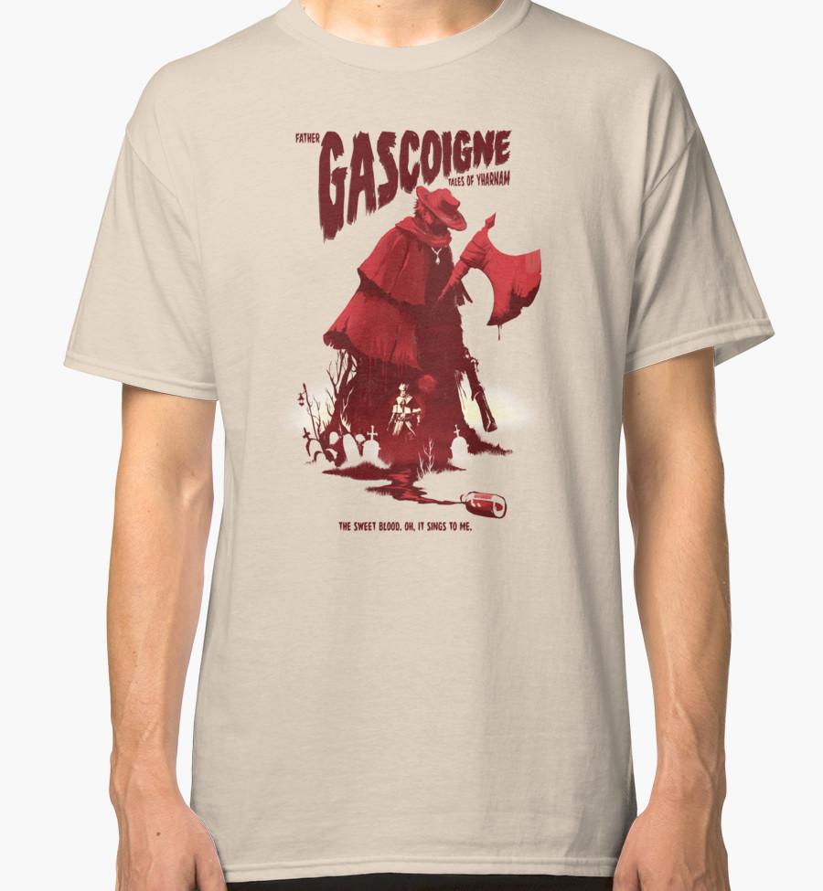 father-gascoigne-t-shirt