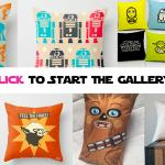 10 Cool Star Wars Pillow Covers