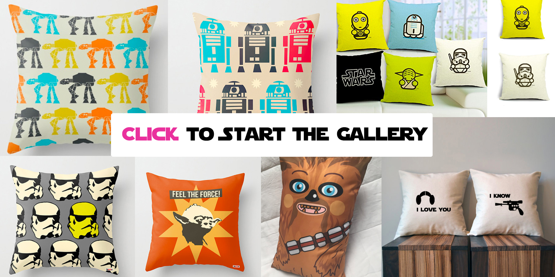 10 Cool Star Wars Pillow Cases Walyou