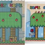 Yoshi – Super Mario Cross Stitch Pattern