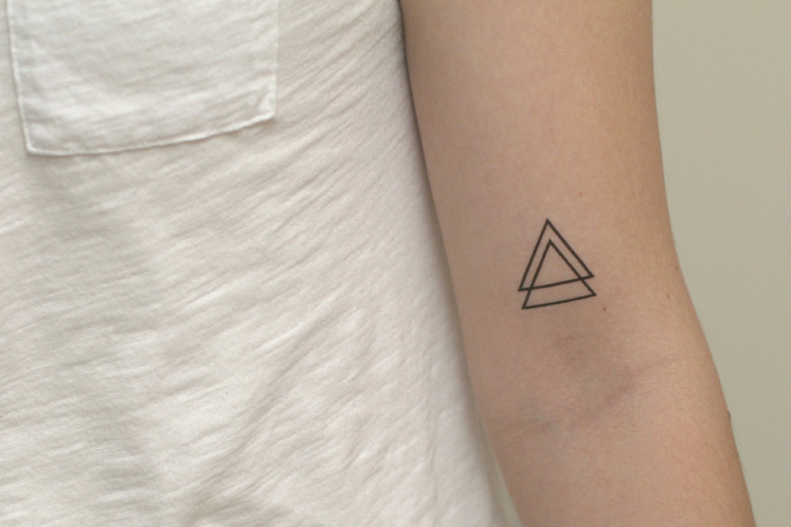 2017-the-best-realistic-looking-temporary-fake-tattoos-you-can-find-on-etsy-small-temporary-tattoo-double-triangle