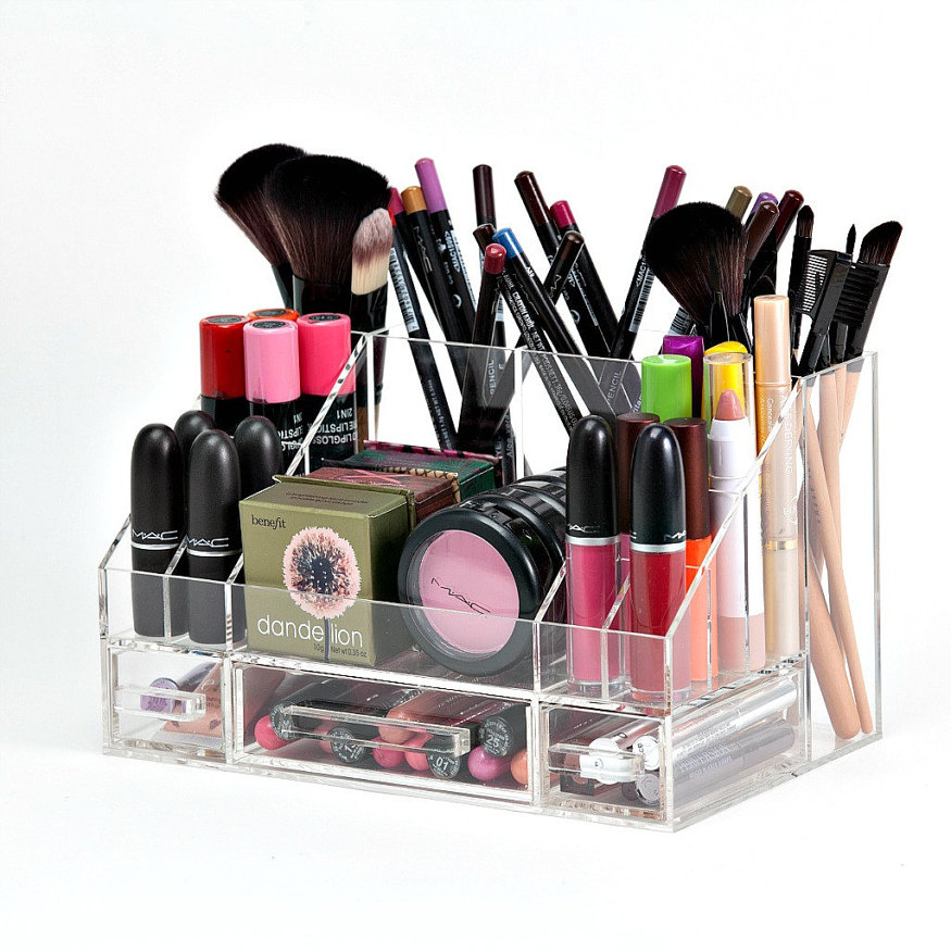 30-clever-products-to-organize-your-life-acrylic-makeup-organizer