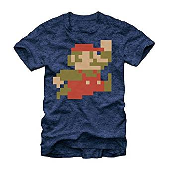 8-bit-mario-t-shirt