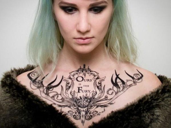 Baratheon Tattoo