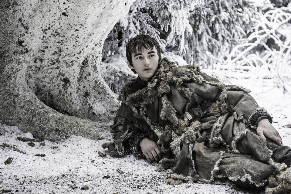 Bran Stark Weirwood Tree