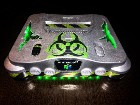 custom-nintendo-64-biohazard