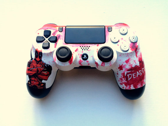 deadpool-custom-video-game-controller