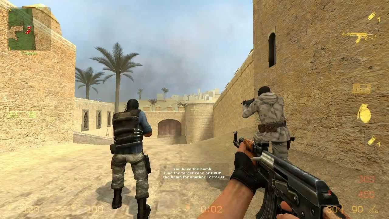 1st counter strike
