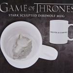 Game of Thrones Direwolf Mug