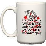Game of Thrones Red Wedding Coffee Mug