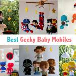 Geeky Baby Mobiles