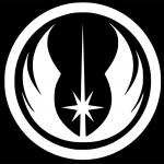 Jedi Order Car Decal