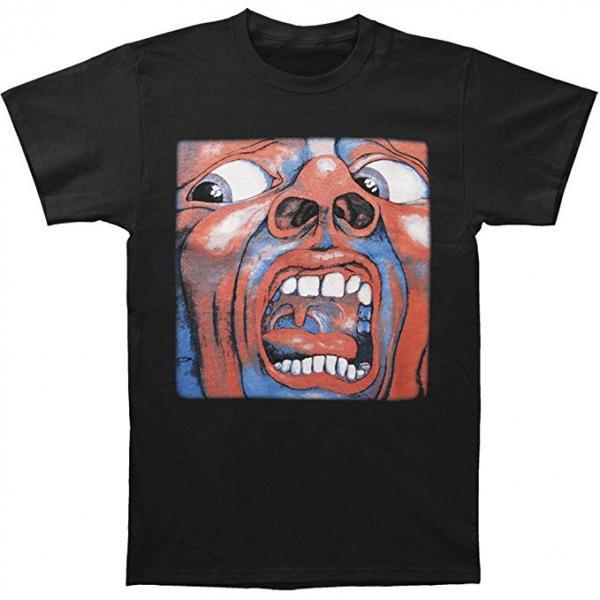 King Crimson In the court of Crimson King T-shirt