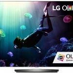 #1 4K TV: LG OLED65B6P
