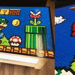 Lego Super Mario Bros table top