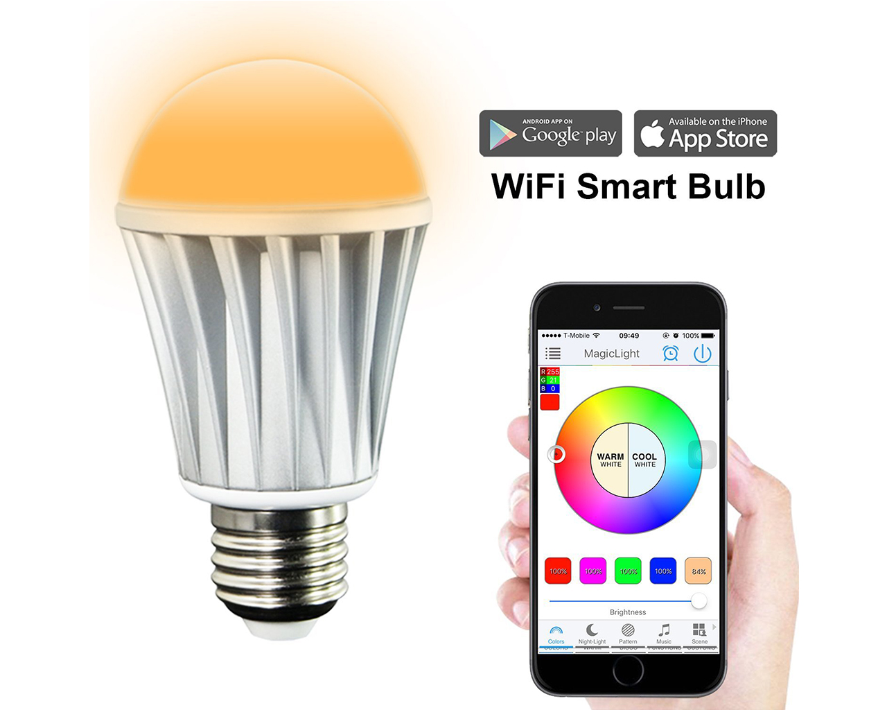 magiclight-wifi-smart-led-light-bulb
