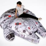 Millennium Falcon bean bag