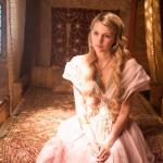 Myrcella on the boat