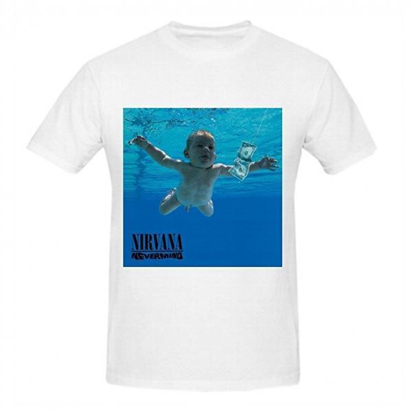 Nirvana Nevermind T-Shirt