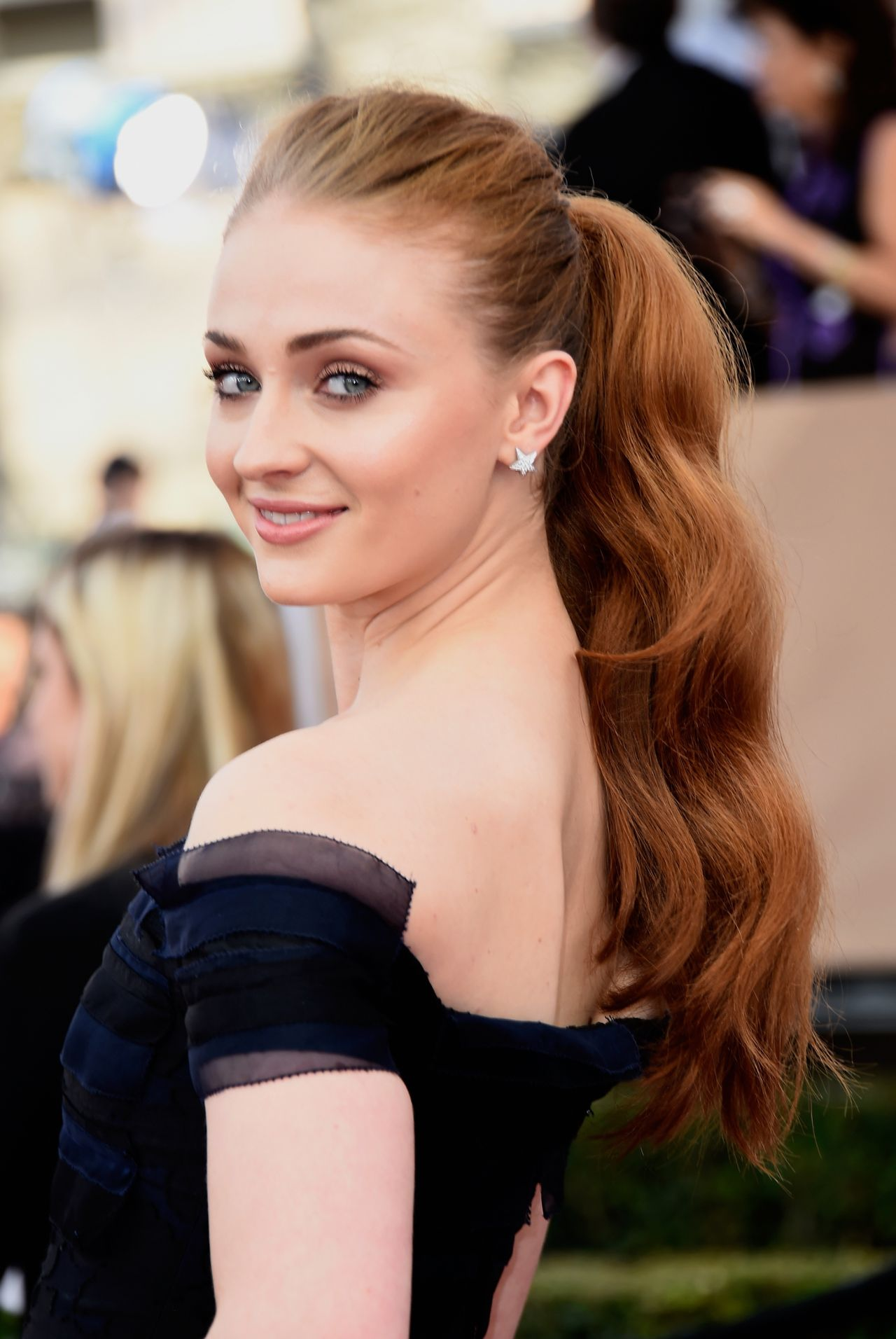 Sophie Turner in 2016