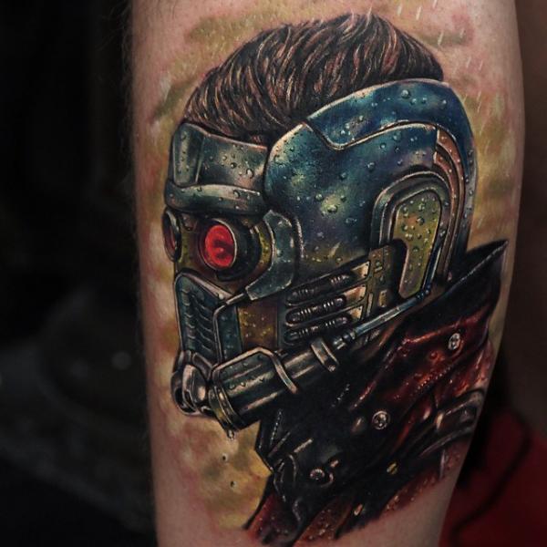 Star Lord Tattoo