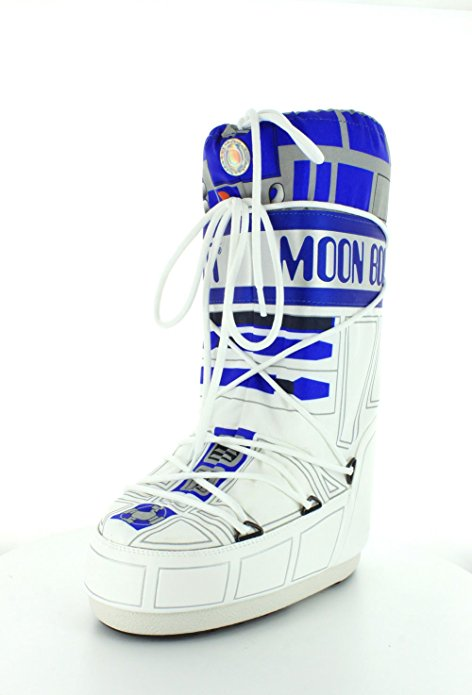 Star Wars R2-D2 Moon Boot
