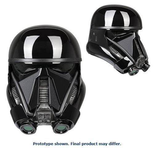 Star Wars Rogue One Death Trooper Helmet Replica