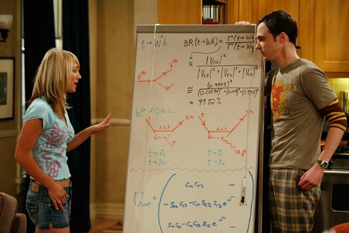 The Big Bang Theory Board