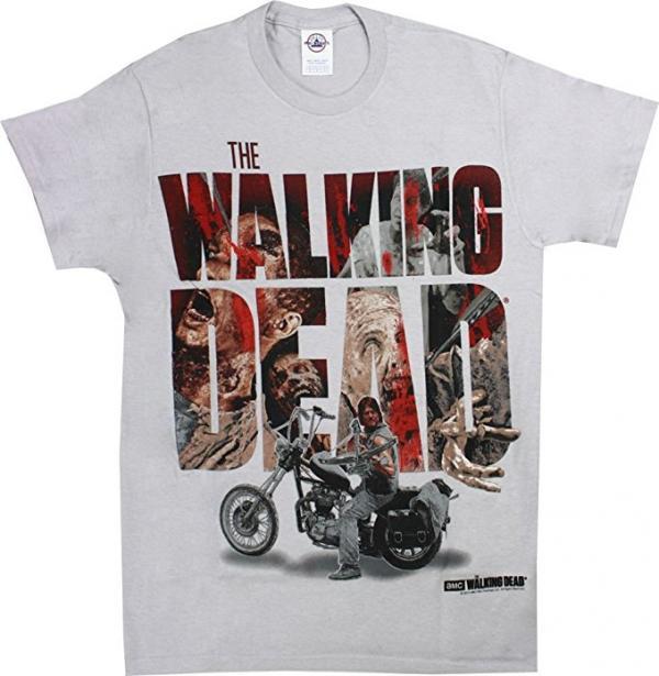 The Walking Dead Daryl & Arrows T-Shirt