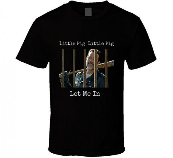 The Walking Dead Little Pig T-Shirt