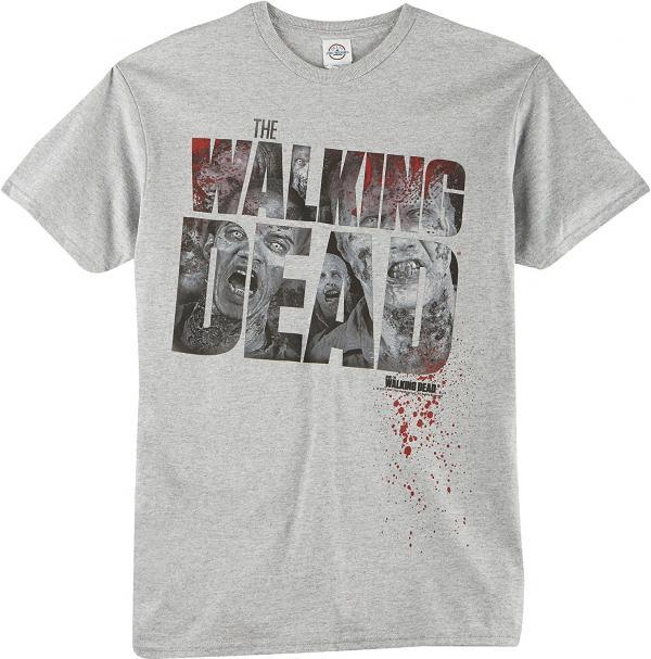 The Walking Dead Logo T-Shirt
