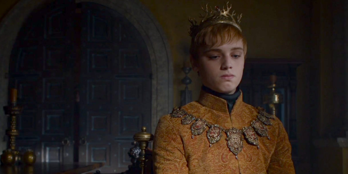 Tommen Baratheon End