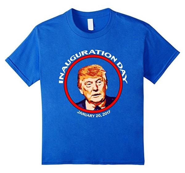 Trump Inauguration Day 2017 T-Shirt
