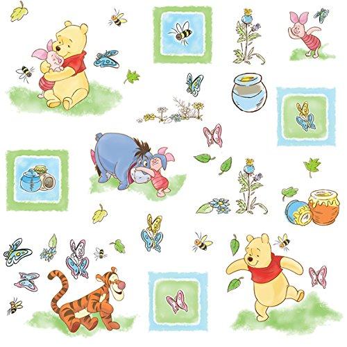 Winnie the Pooh Hugs Wall Decal