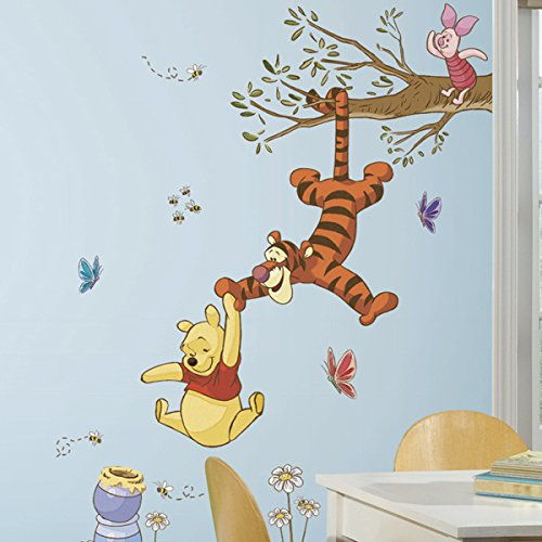 Winnie the Pooh Reaching for Honey Wall Decal