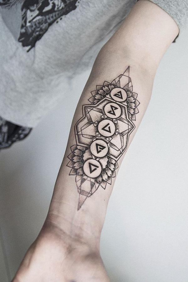 Witcher Signs Tattoo