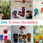 Best Geeky Baby Mobiles For Your Nursery