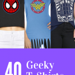awesome geeky shirts for geeks