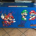 Mario & Luigi dresser
