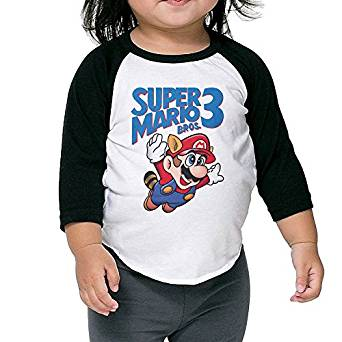 mario-bros-3-toddler-shirt