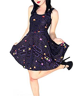 pacman-dress