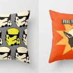 Star Wars Pop Art Pillow Cases