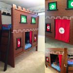 Super Mario Bunk Bed
