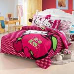 Hello Kitty Apple Sheets