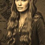 Game of Thrones Cersei Lannister Bookmark